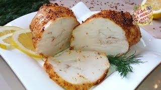 Пастрома - Сочная Куриная грудка в Духовке, вместо колбасы!