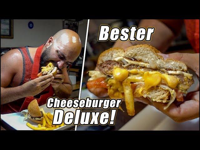 BESTER CHEESEBURGER DELUXE KOCHTUTORIAL!