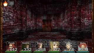 Elminage: Gothic short gameplay
