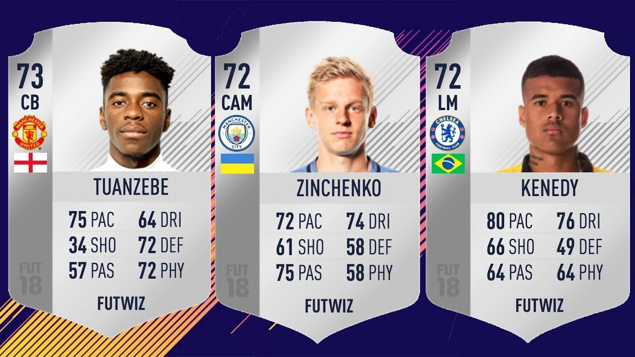 Who is the fastest cb in fifa 18 through ball fifa 18