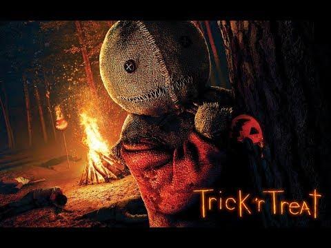Trick r Treat Full Maze Walkthrough HD Halloween Horror Nights Hollywood 2018