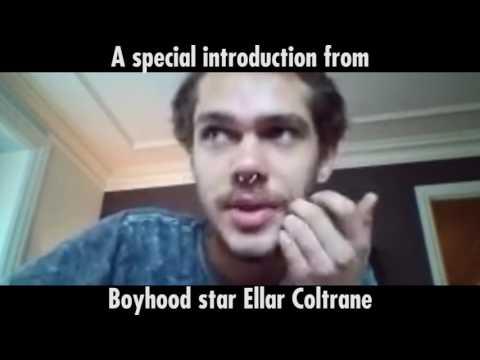 Ellar Coltrane duction  Boyhood