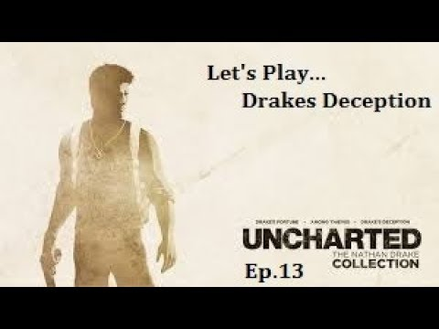 Uncharted 3: Drakes Deception - Ep.13 - A Wet Return