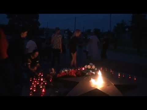 4 утра  Вечный Огонь Апшеронск  22 июня