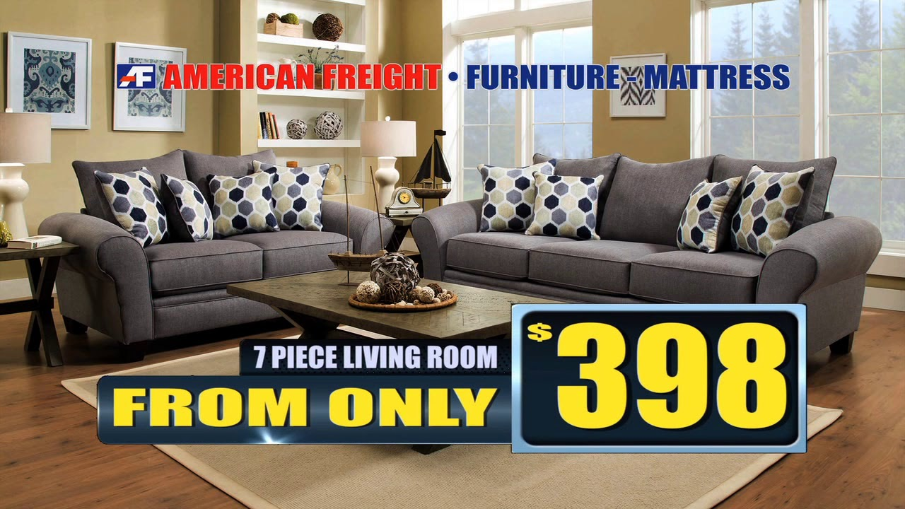 Savings By The Truckload    Happening Now! American Freight Furniture And  Mattress