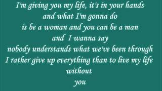 beyonce- i rather die young lyrics.wmv