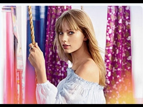 First Look Taylor By Taylor Swift Perfume Ad Youtube