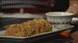 Mass Appeal Salmon 'crab' Cakes And Salmon Bisque
