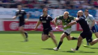 Dream Team | Seven superstars from the HSBC Paris Sevens