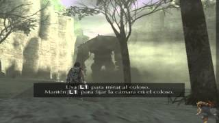 Shadow of the Colossus PC Gameplay (Coloso #1)