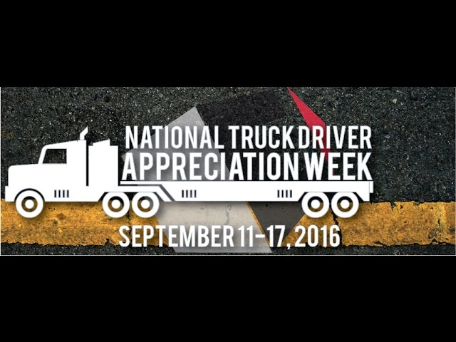 Choptank Transport - National Truck Driver Appreciation Week 2016