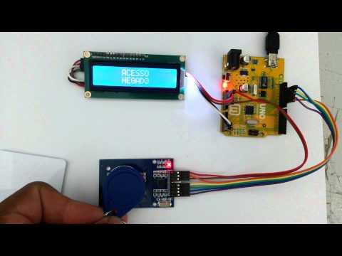Mifare RFID Reader/Writer 1356MHz RC522 SPI 3901