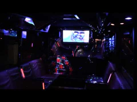Ultimate Party Bus Lighting - www.partybus.co.nz - 0800 Party Bus