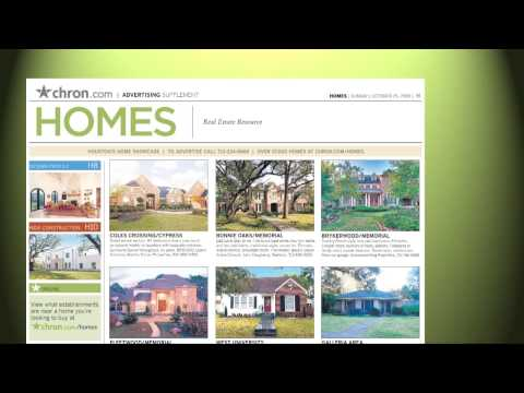 chronHOMES Houston Chronicle Real Estate in HD