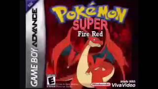 Download Pokémon super Fire Red com novo método de mega evolução  !