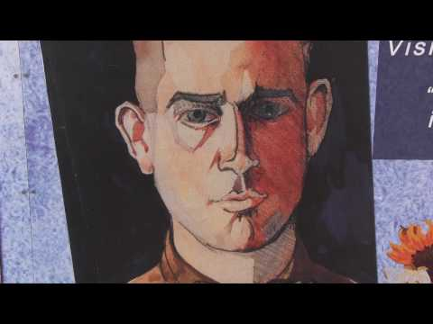 Artist Paints Salem in 1917