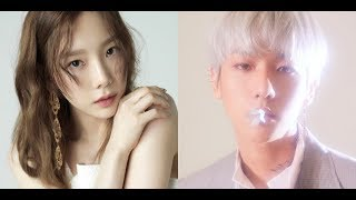 Fans catch new 'lovestagram' posts by Taeyeon and Baekhyun