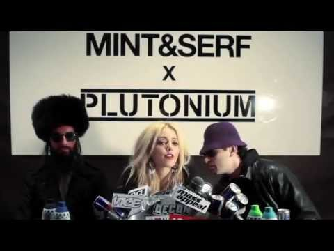 Press Conference Mint Serf Aka The Mirf Join Plutonium Paint Youtube