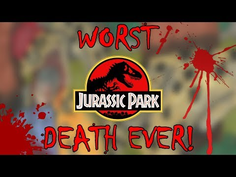 The Most Brutal Death in the ENTIRE Jurassic Park Franchise