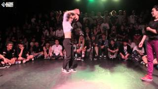 Peanut vs Calin / Waack Side / Semi Final / Feel The Funk Vol.10 / Allthatstreet