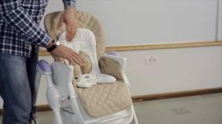 видео Всё о стульчиках для кормления