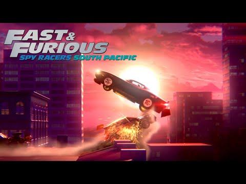 Download FAST & FURIOUS: SPY RACERS | Season 5 Trailer | Netflix