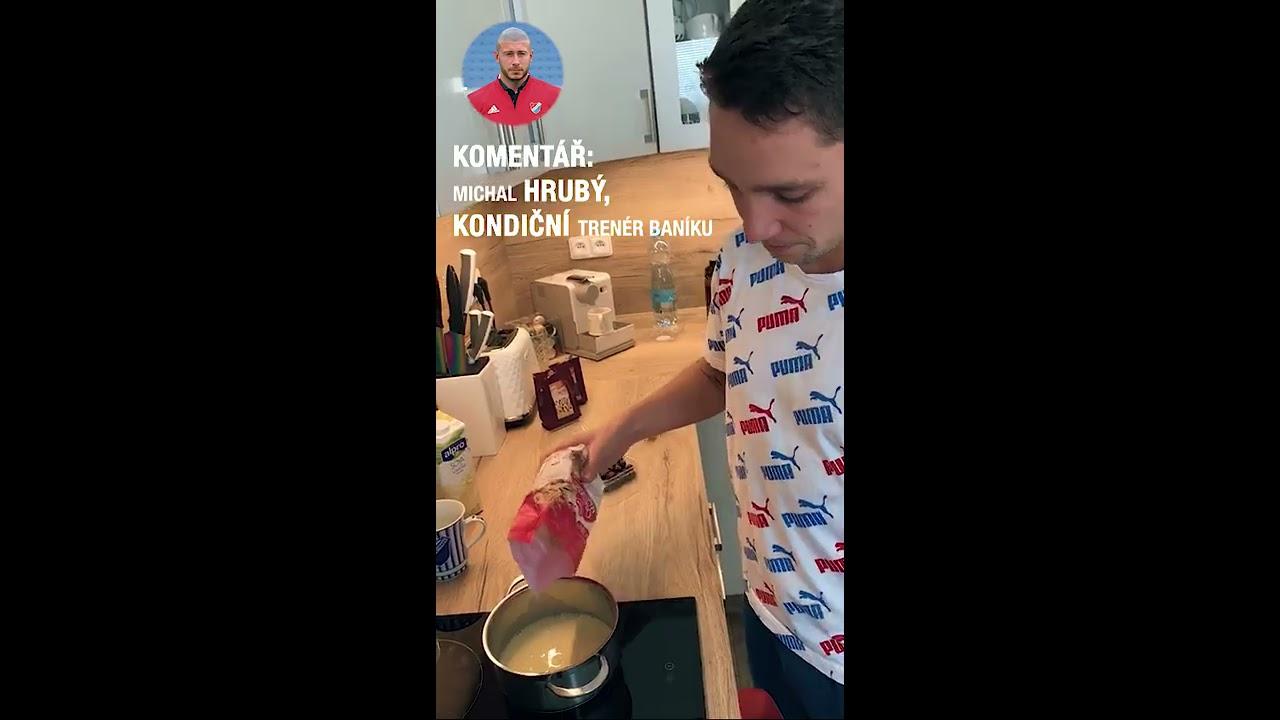 #varimesbanikem  |  snídaně ? la Adam Jánoš