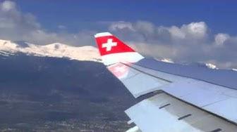 SWISS HD | Geneve - New York A330