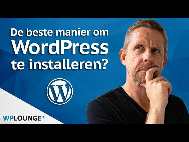 In 5 minuten WordPress installeren met Installatron? Een stap voor stap tutorial!