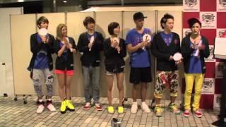 AAA TOUR 2013 Eighth Wonder『ブーデーpresents逢いたかったらWonderパフォーマンス!』7/28新潟(2日目)公演!