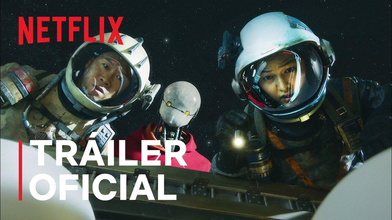 Barrenderos espaciales – tráiler   Netflix