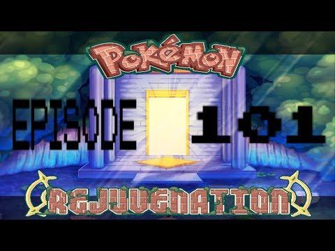 Pokemon Rejuvenation Bug Mono Run Episode 101 - Delpha And Adam To The Rescue!