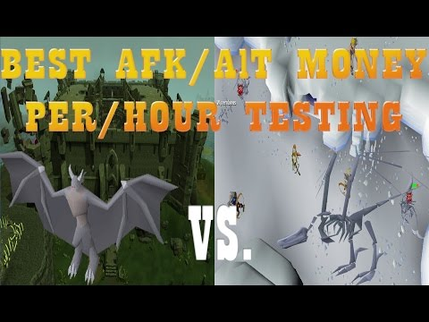 Gargoyles Vs. Wyverns Test [Which is better to afk/for alts]