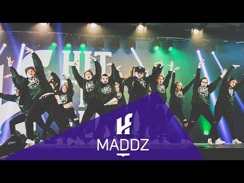 MADDZ | Finalist - Hit The Floor Gatineau #HTF2017