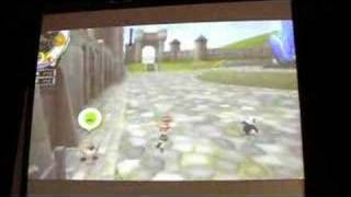 FFCC: My Life as a King WiiWare Gameplay - Zentendo.com