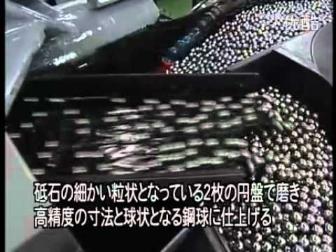 steel ball manufacturing process in factory