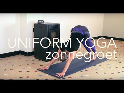 Uniform Yoga Zonnegroet - gratis