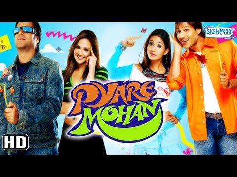 Pyare Mohan Hindi Full Movie (HD) - Vivek Oberoi   Fardeen Khan   Amrita Rao   Esha Deol - Comedy