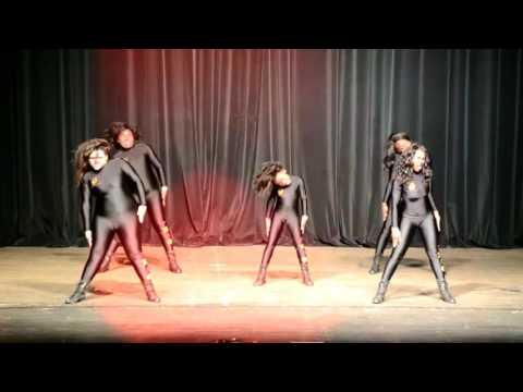 Royal House Dance Factory- Royal Beauties Step Team