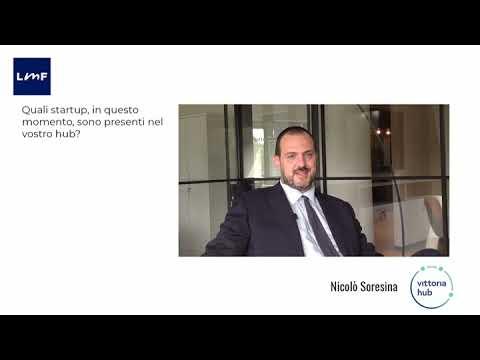 Vittoria Hub, in quali iniziative investe - Nicolò Soresina (Vittoria Hub)