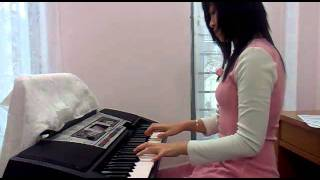River Flows In You ( Piano Verion ) - Thao A2 Viet Nam Ba Lan