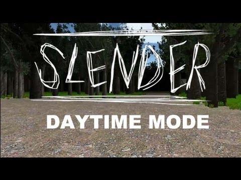 Slender - Daytime Mode 8/8 Pages Complete