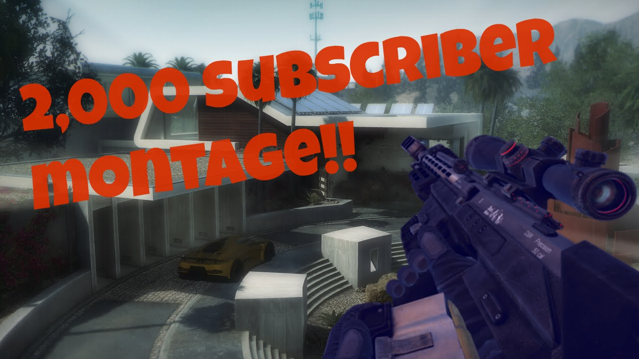 2000 subscribers special thank you all 9