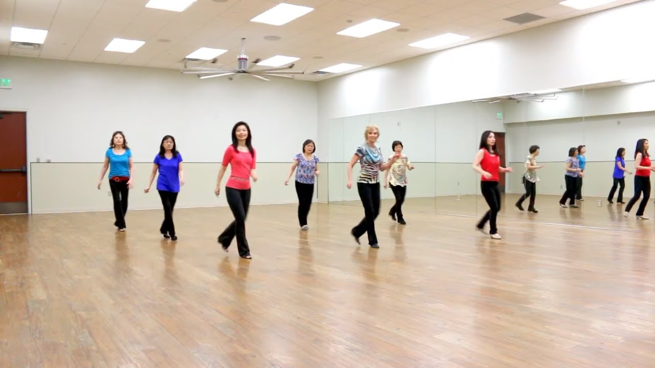 Rock It - Line Dance (Dance & Teach in English & 中文)