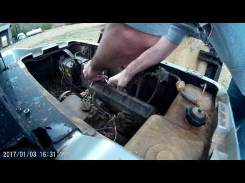 Ezgo medalist\txt carburetor removal