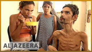 Venezuela crisis: Taos island residents struggle to survive