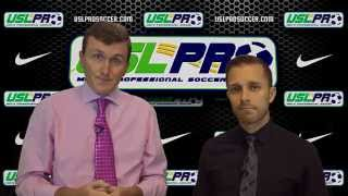USL PRO Weekend Preview -- August 29, 2014