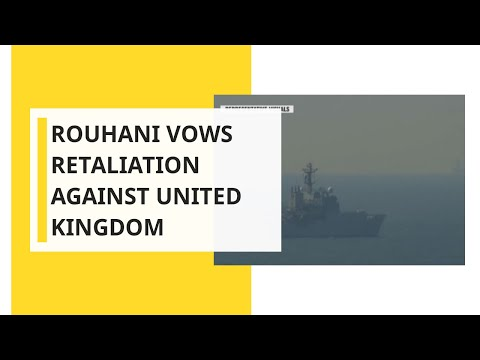 Iranian boats tried to intercept British tanker