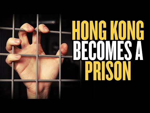 Hong Kong Has Become a Prison
