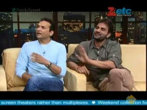 Jaideep Chopra & Sumeet Nijhawan with Komal Nahta